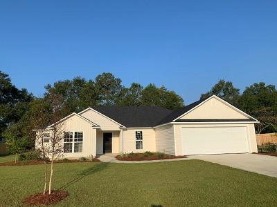 Valdosta Single Family Home For Sale: 3292 Kelsee Circle