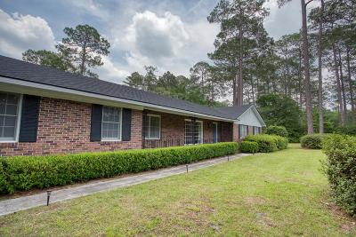 Berrien County, Brooks County, Cook County, Lanier County, Lowndes County Single Family Home For Sale: 2581 Howell Rd