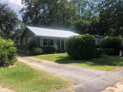 Single Family Home For Sale: 805 E Moore St.
