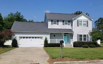 Nashville Single Family Home For Sale: 210 Bullard