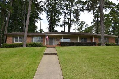Berrien County, Brooks County, Cook County, Lanier County, Lowndes County Single Family Home For Sale: 2009 N. Sherwood Drive
