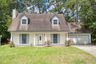 Single Family Home For Sale: 10 Macon Place