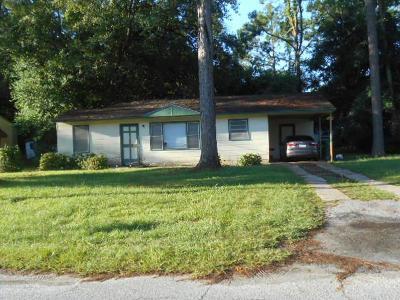 Single Family Home For Sale: 721 Vallotton