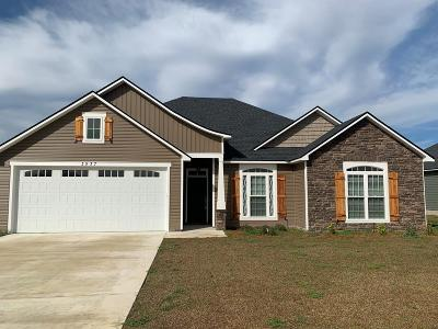 Berrien County, Brooks County, Cook County, Lowndes County Single Family Home For Sale: 3937 Valiant Court