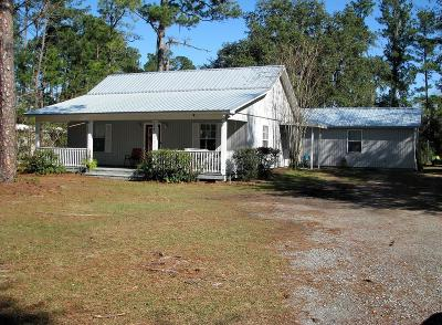 Single Family Home For Sale: 212 Baxley Dr