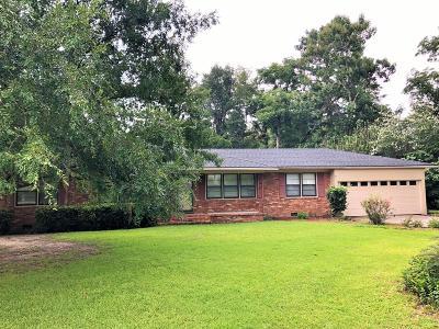 Valdosta Single Family Home For Sale: 2403 Orlando Drive