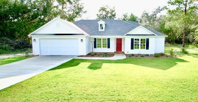 Single Family Home For Sale: 4573 Brice Bend Drive