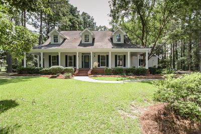 Valdosta Single Family Home For Sale: 4517 Orchard Knoll Circle