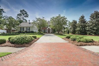 Valdosta Single Family Home For Sale: 4107 Quail Run Circle