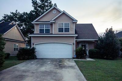 Berrien County, Brooks County, Cook County, Lanier County, Lowndes County Single Family Home For Sale: 4262 Sonoma Dr.
