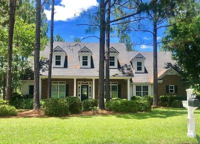 Valdosta Single Family Home For Sale: 5088 Falling Springs Road