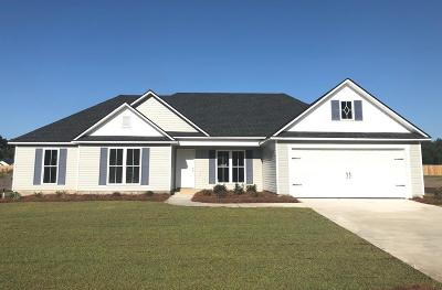 Berrien County, Brooks County, Cook County, Lanier County, Lowndes County Single Family Home For Sale: 3221 Kelsee Cir.