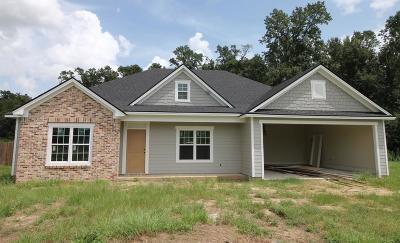 Berrien County, Brooks County, Cook County, Lowndes County Single Family Home For Sale: 3389 Nottinghill Ln
