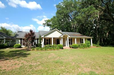 Single Family Home For Sale: 5372 Griffin Drive