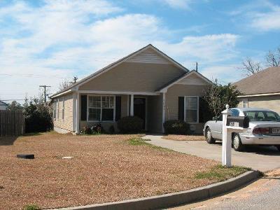 Valdosta Single Family Home For Sale: 3821 Pondside Cr.