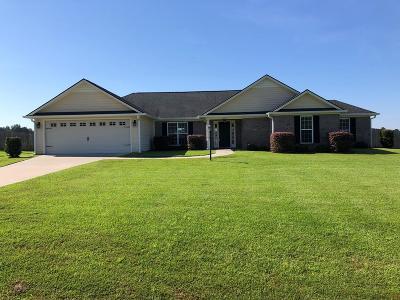 Valdosta Single Family Home For Sale: 4057 Pheasant Hill Dr
