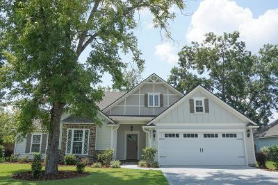 Single Family Home For Sale: 4668 Amelia Circle