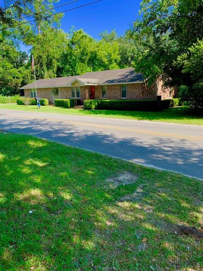 Berrien County, Brooks County, Cook County, Lanier County, Lowndes County Single Family Home For Sale: 54 Patten Ave