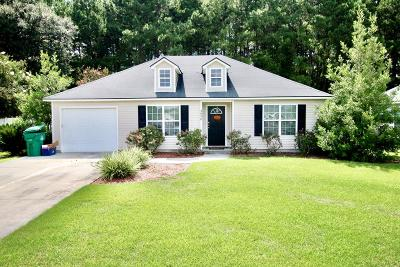 Single Family Home For Sale: 3656 Druid Oaks