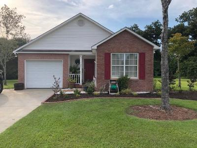 Berrien County, Brooks County, Cook County, Lanier County, Lowndes County Single Family Home For Sale: 3305 Kentshire Drive