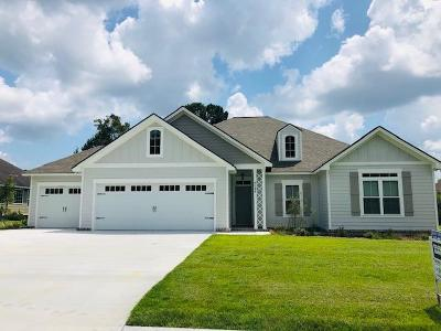 Berrien County, Brooks County, Cook County, Lowndes County Single Family Home For Sale: 4025 Walden Road