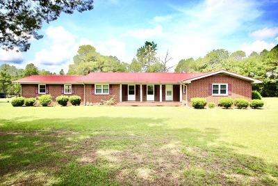 Single Family Home For Sale: 1854 S Ga Hwy 33