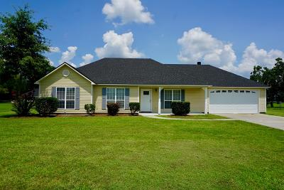 Berrien County, Brooks County, Cook County, Lanier County, Lowndes County Single Family Home For Sale: 4272 Shadowwood Dr.