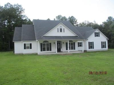 Berrien County, Brooks County, Cook County, Lanier County, Lowndes County Single Family Home For Sale: 1138 S Highway 129