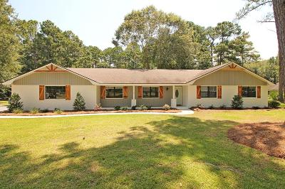 Berrien County, Brooks County, Cook County, Lanier County, Lowndes County Single Family Home For Sale: 4306 Swan Drive