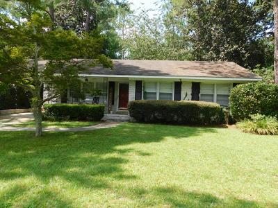 Valdosta Single Family Home For Sale: 802 W Park Avenue