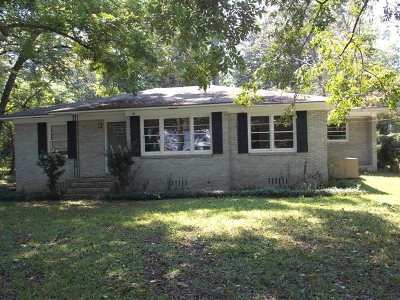 Single Family Home For Sale: 309 W Park