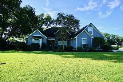 Berrien County, Brooks County, Cook County, Lanier County, Lowndes County Single Family Home For Sale: 4481 Kiowa Lane
