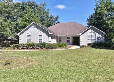 Valdosta Single Family Home For Sale: 504 Shirley Place