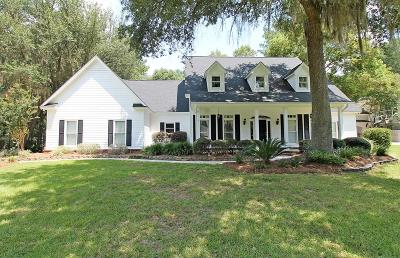 Berrien County, Brooks County, Cook County, Lanier County, Lowndes County Single Family Home For Sale: 4725 Woodland Point