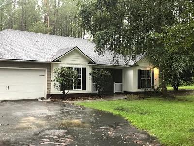 Lakeland Single Family Home For Sale: 121 Boyette Road