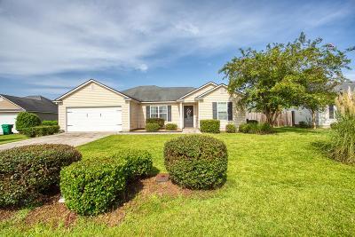 Valdosta GA Single Family Home For Sale: $124,900