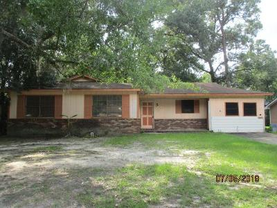 Single Family Home For Sale: 1216 Ponderosa Drive