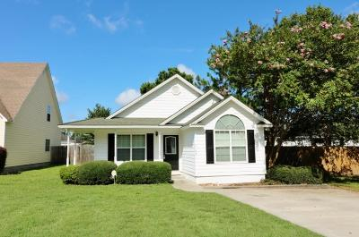 Valdosta Single Family Home For Sale: 4182 Waterberry