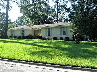 Valdosta Single Family Home For Sale: 1215 Linda Drive