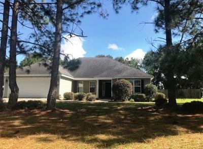Valdosta Single Family Home For Sale: 3855 Heather Way