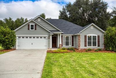 Valdosta Single Family Home For Sale: 5042 Willow Mill Way