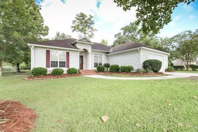 Valdosta Single Family Home For Sale: 4291 Shadowwood Drive