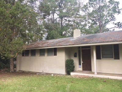 Valdosta Single Family Home For Sale: 1010 Ridgewood Drive
