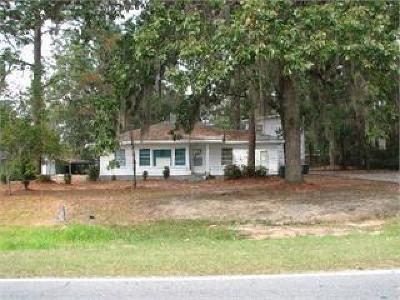 Valdosta Single Family Home For Sale: 1610 E Park Ave.