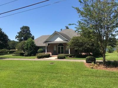 Valdosta Single Family Home For Sale: 3533 Cherry Creek Rd