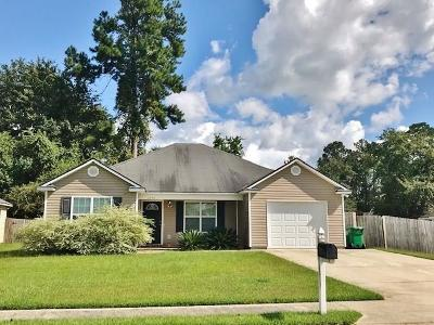 Valdosta Single Family Home For Sale: 2230 Chattooga Dr