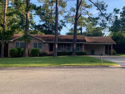 Valdosta Single Family Home For Sale: 1216 Kimberly Drive