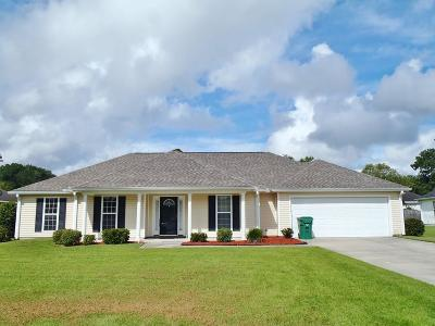 Valdosta Single Family Home For Sale: 4404 Halter Way