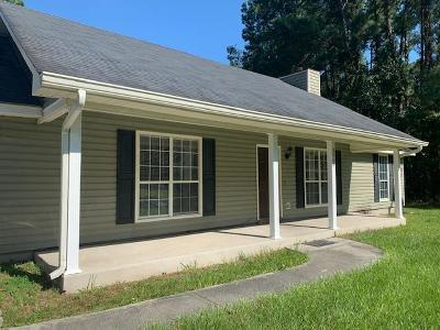 Valdosta Single Family Home For Sale: 3909 Twin Springs Road