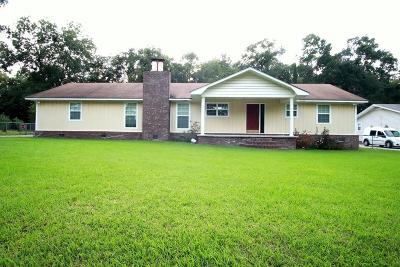 Valdosta Single Family Home For Sale: 2414 Orlando Dr